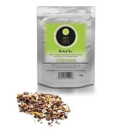 Sypaný čaj Jemná Limetka 60g / 20 porcií