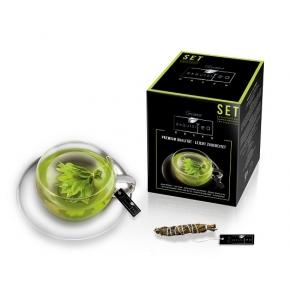 Exkluzívne darčekové balenie Exquisi Tea, zelený čaj