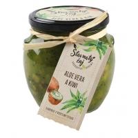 Pečený čaj - Aloe Vera & Kiwi 520ml