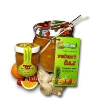 Pečený čaj - Citrus & zázvor 520ml