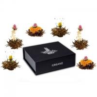 Elegantné darčekové balenie - čierny čaj