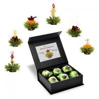 Elegantné darčekové balenie - zelený čaj